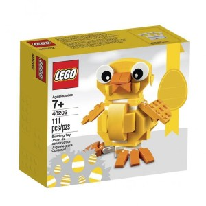 LEGO 40202 EASTER CHICK RESURRECTION DAY HOLIDAY - RETIRED * NEW * IN SEALED BOX