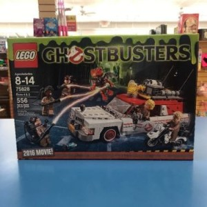 LEGO® Ghostbusters Ecto - 1 & 2 Building Play Set 75828 NEW NIB