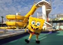 Nickelodeon on Norwegian Cruise Line