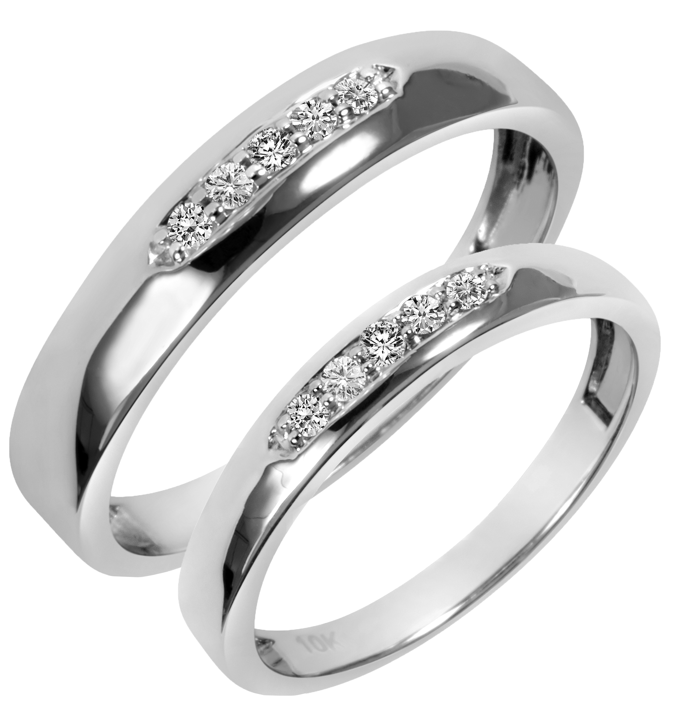 walmart wedding ring trios walmart wedding bands Walmart wedding ring trios