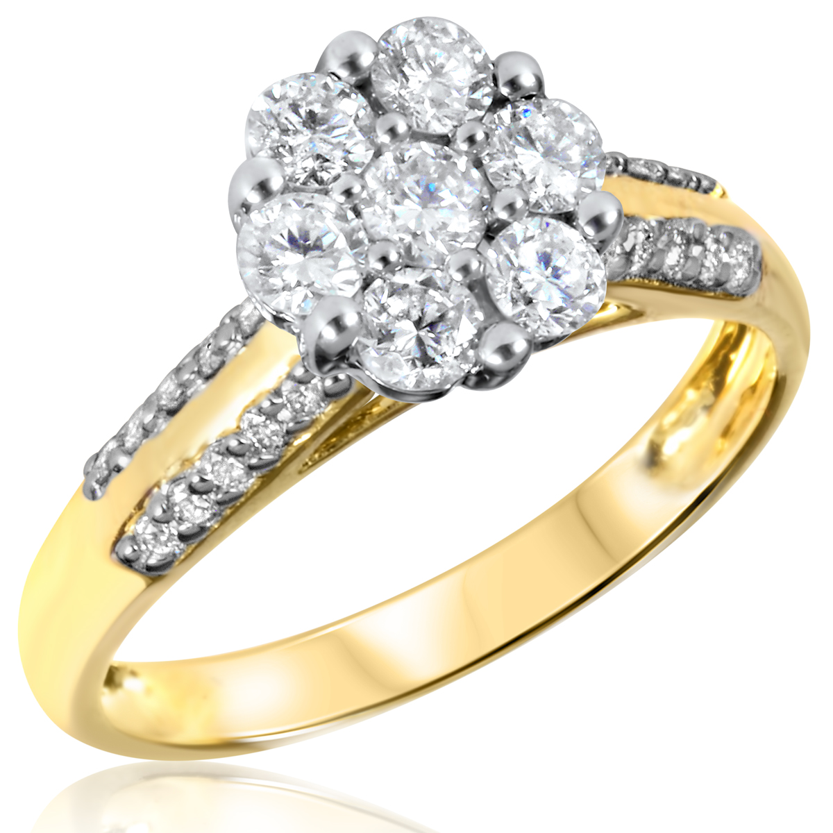 wedding ring sets at jcpenney jcpenney wedding ring sets Image of Wedding Ring Sets Blue Nile