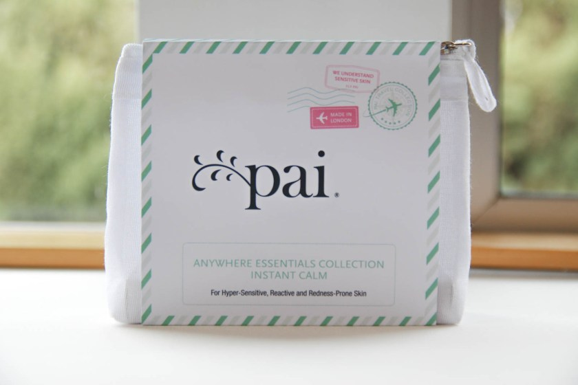 Pai Skincare Instant Calm Collection Travel Set