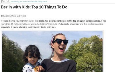 GUEST POST Berlin with Kids, Top 10 things to do