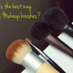 You Ask: What is the best way to dry your makeup brushes? Can I use a hair dryer?