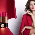 Let's talk about that ad for Lancome L'Absolu Rouge Lipstick for Fall 2016