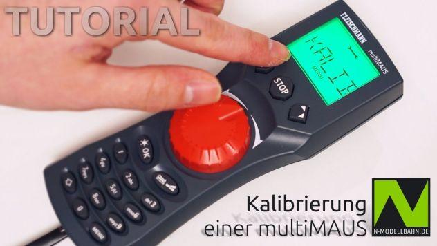 Kalibrierung multiMAUS