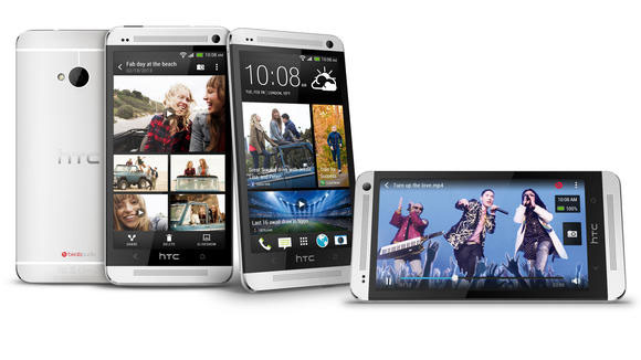 HTC-One_Silver