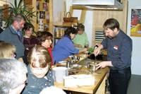 Junge Leute zum Mitkochen gesucht – der aktuelle Newsletter