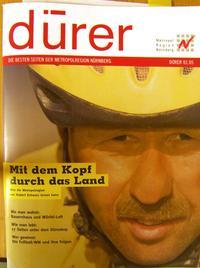 Dürer – das Standort Magazin der Metropolregion Nürnberg (mit Möbelmacherartikel)