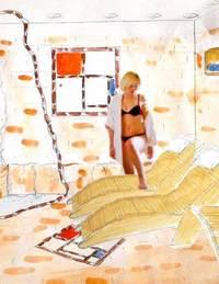 Nina WEBse Schoproni erforscht auf Dienstreise kubanische Einrichtungswelten
