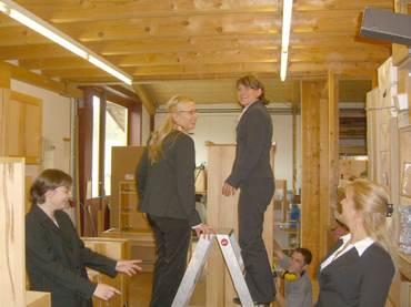 Projektgruppe von Hotelfachschule Pegnitz