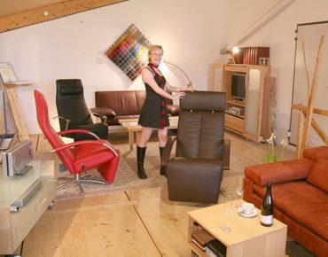 Jori Relax-Sessel feiern 35-jähriges mit neuem Modell Estilo