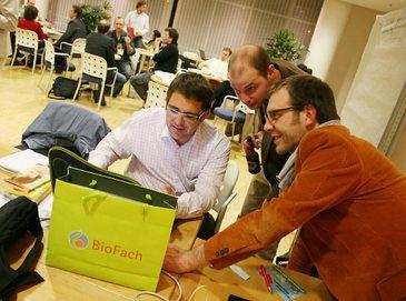 Bilder vom Bloggertreffen