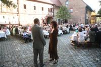 Erstes Laufer Schlossfest: Die Pegnitzzeitung engagiert sich