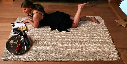Neue Teppiche im Programm, alles ökologisch