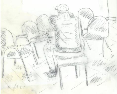 ZeichnungRobertKischausgeschnitten