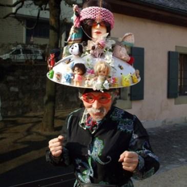頭上ビックバン! 帽子おじさん宮間英次郎 80歳記念大展覧会