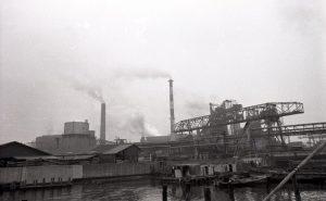 公害 京浜工業地帯/川崎 写真:羽永光利