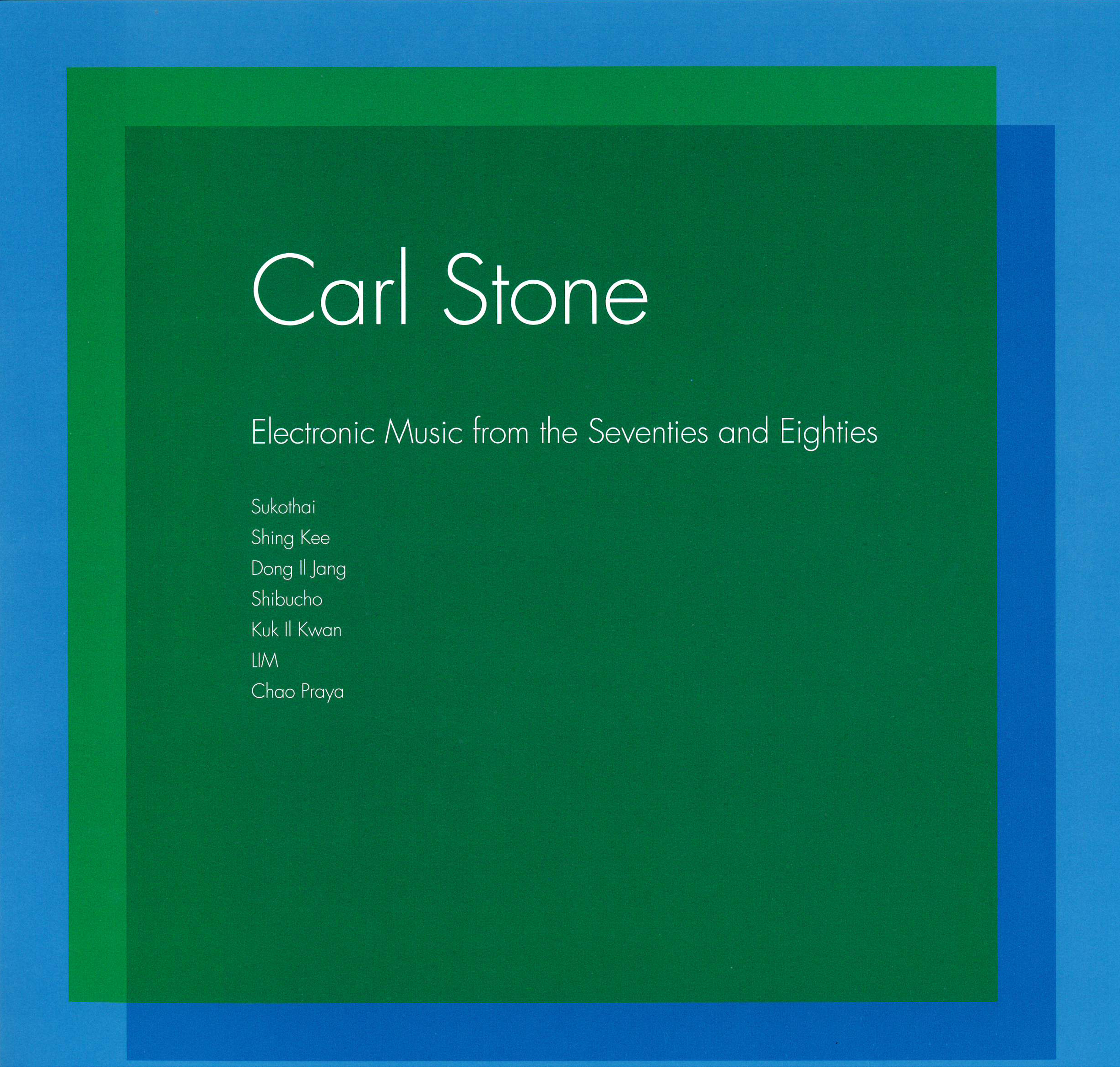 Carl Stone LIVE PERFORMANCE