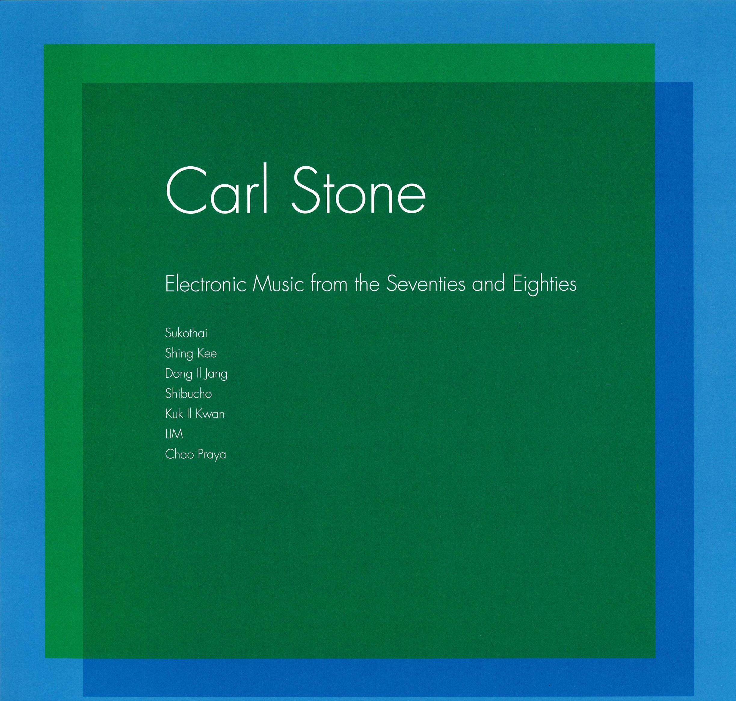 Carl Stone LIVE PERFORMANCE