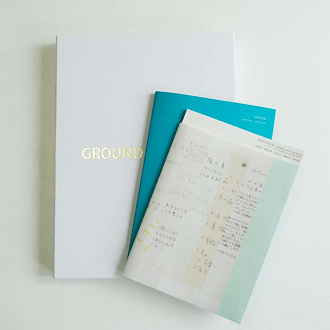 「GROUND α collaborative drawings」in-store fair