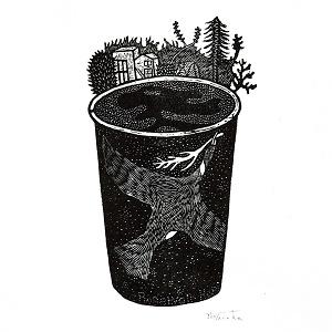 NADiff Window Gallery vol.51 田中彰「Reservoir Kopi」