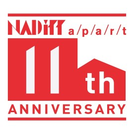 〈NADiff a/p/a/r/t〉11th ANNIVERSARY