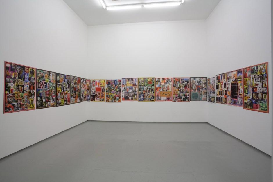 Installation view at Tomio Koyama Gallery, Tokyo, Japan  ©︎Tal R