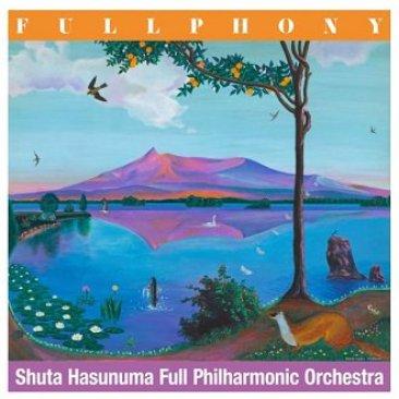 蓮沼フルフィル『フルフォニー』 Shuta Hasunuma Full Phillharmonic Orchestra FULLPHONY (CD)