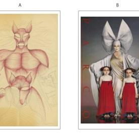 【発売決定!】「石岡瑛子 血が、汗が、涙がデザインできるか」<br>展覧会オリジナルポストカード