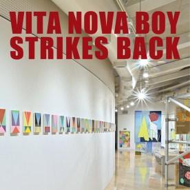 NADiff Window Gallery vol.67 <br>しまだそう「VITA NOVA BOY STRIKES BACK」