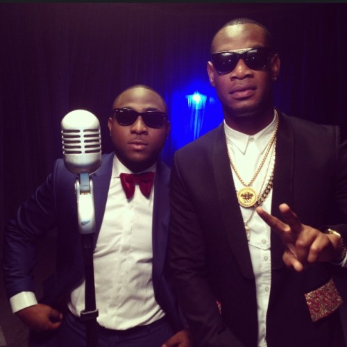 image1 500x500 Dprince Ft. Davido & Don Jazzy   Gentleman [Behind The Scene Pictures]