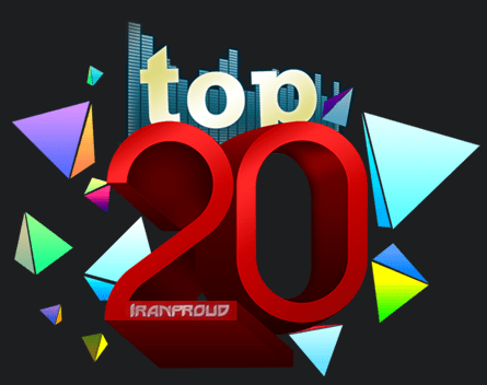 top 20 logo 05 [Music] Checkout Naijaloaded Top 10 Songs  That Rocked The Month Of April