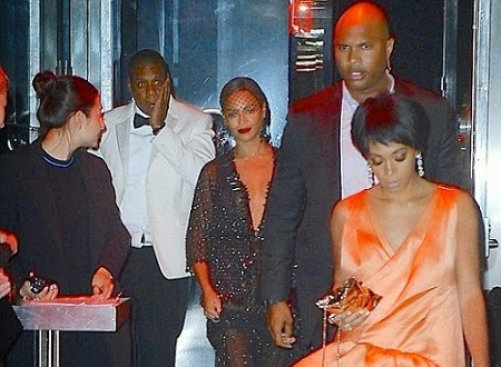 JAYZ SOLANGE NL Hotel Fires Employee Who Sold Jay Z & Solange's Fight Video For $250,000