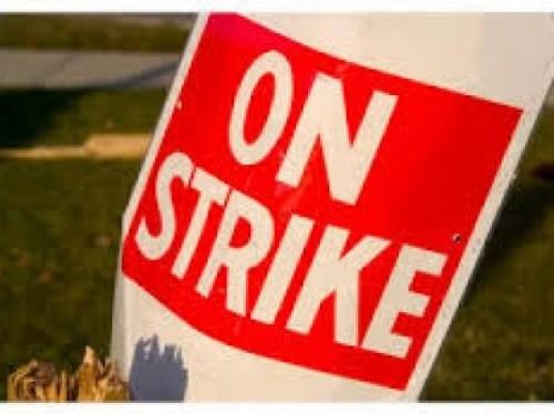 asup strike image naijaloaded 500x374 Asup Strike Clocks One Year – Nigeria is Educationally Disadvantaged