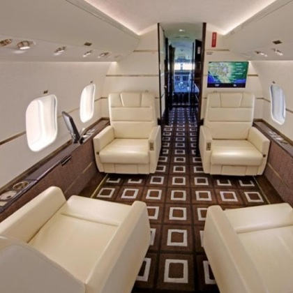 bombardier global express xrs 2 Former Lagos Governor, Bola Tinubu Acquire $50Million Private Jet