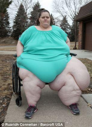 """World's... Heaviest Woman In The World 2014"