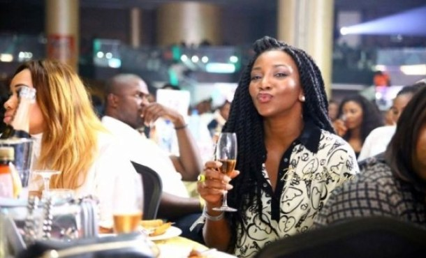 Genevieve Nnaji Genevieve Nnaji, Iyanya, P Square Top The List Of Celebrity Endorsement