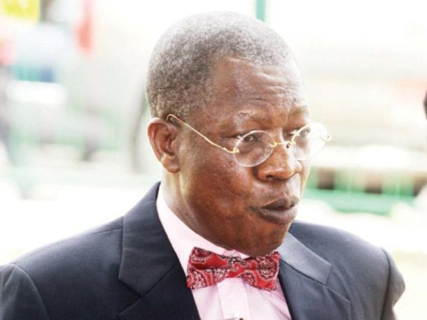 lai mohammed Lai Mohammed Was Arrested For Allegedly Abusing President Jonathan