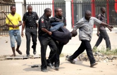 police3 Youths Attack Policemen In Bauchi For Rescuing Suspected Ritualist