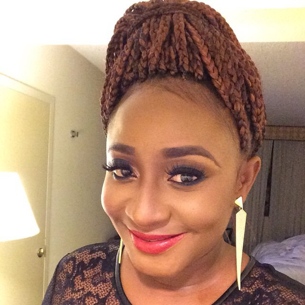 Popular Nollywood actress, Ini Edo has added another feather to being a screen diva.