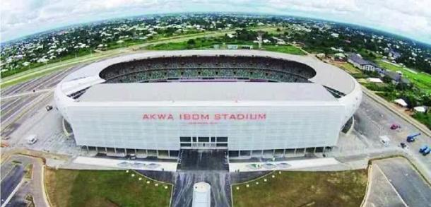 Akwa Ibom Steadium naijaloaded com See Akwa Ibom States World Class Stadium (Photos)