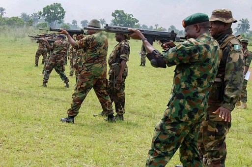 Army Reaffirms Commitment To Win War Against Insurgency