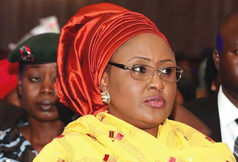 AISHA BUHARI EXPLODES!!! MY HUSBAND SIDELINED POWERFUL APC MEMBERS WHO HELPED HIM WIN, I AM AFRAID OF NIGERIANS REBELLING (MORE DETAILS)