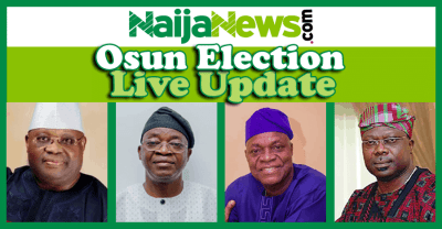 #OsunDecides2018: Live Updates From Osun 2018 Governorship Election | Nigeria News