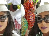 Angela Okorie Called A Cheap Prostitute For Hanging With Gambian President's Entourage
