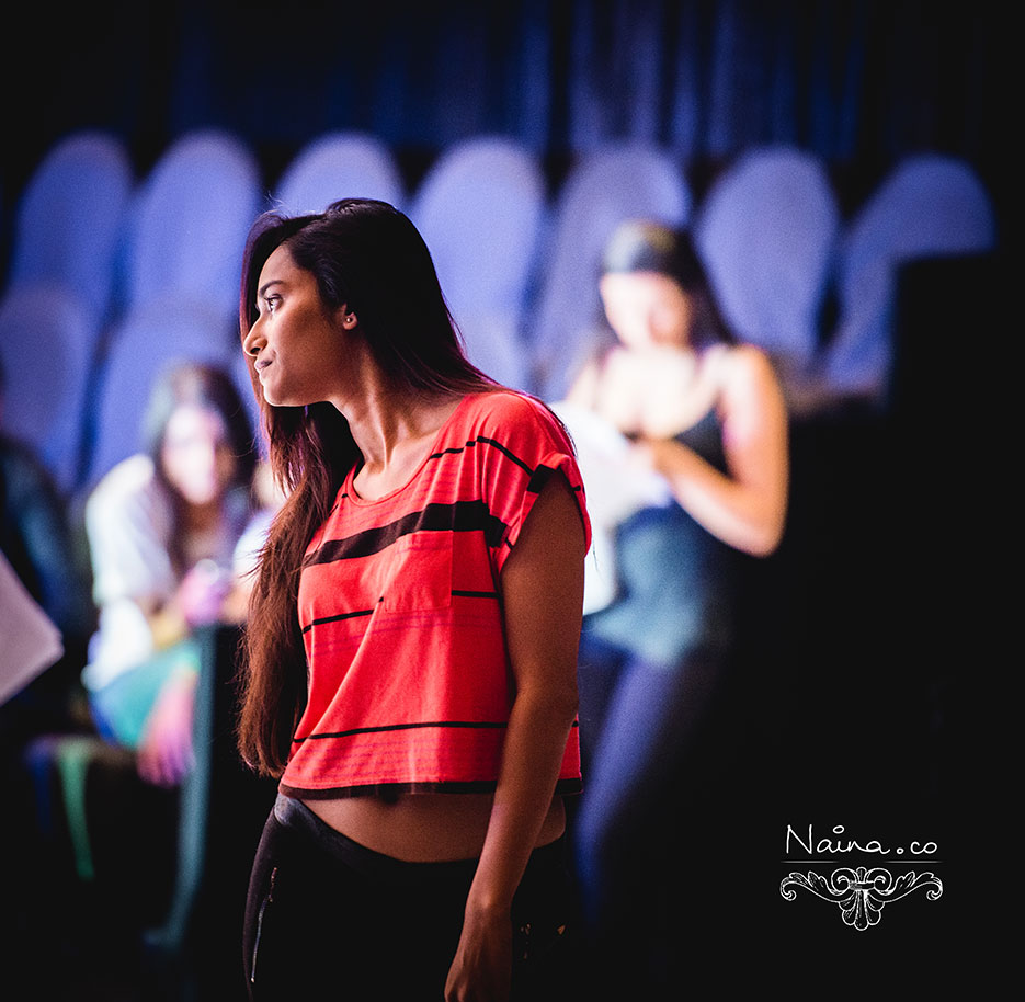Backstage at Blenders Pride Fashion Tour 2012, BPFT2012 photographed by photographer Naina Redhu of Naina.co