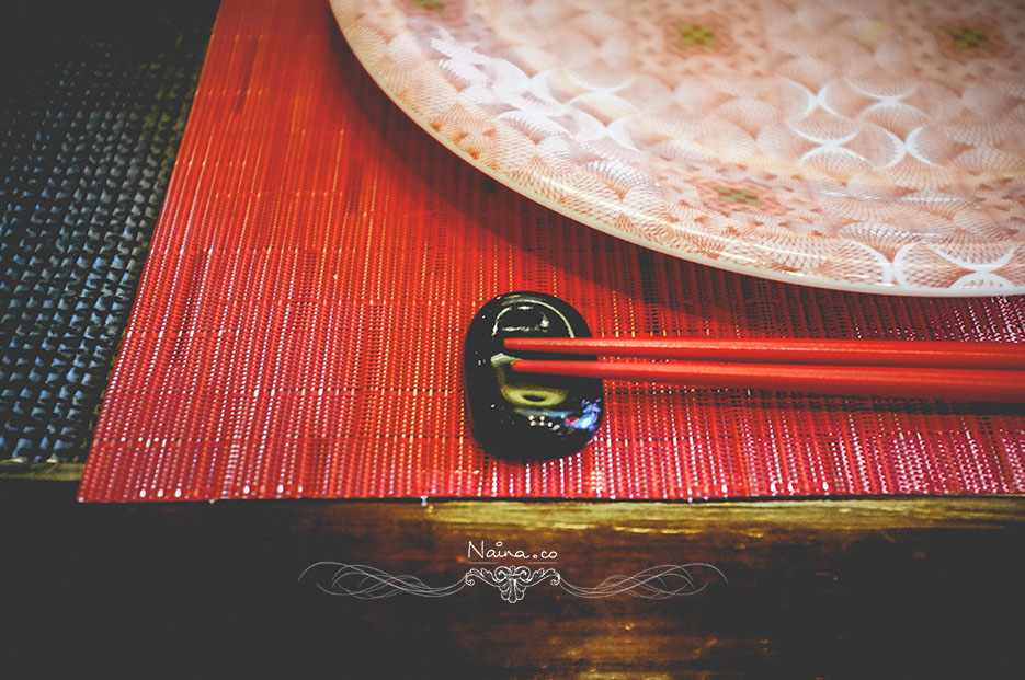 MEGU, Japanese Restaurant at The Leela Palace, Chanakyapuri, 2012 photographed by Lifestyle photographer, blogger Naina Redhu of Naina.co