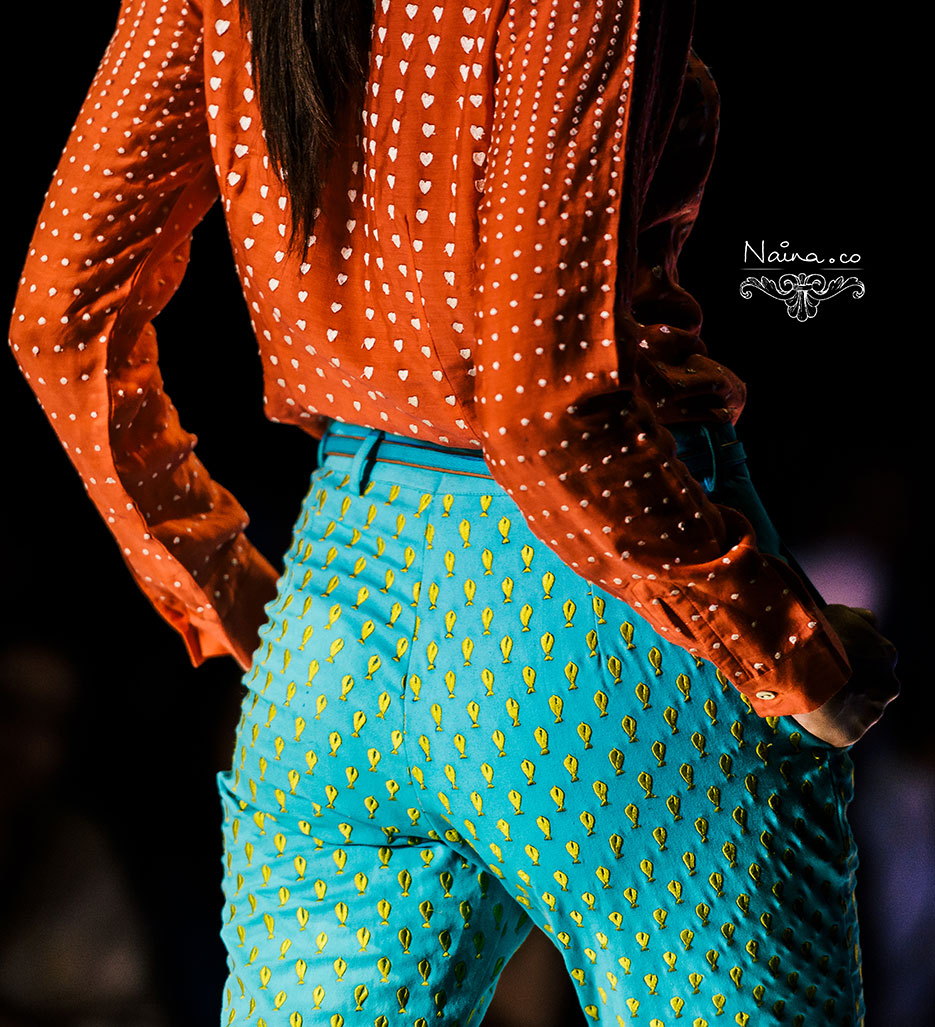 Wills Lifestyle India Fashion Week, Spring Summer 2013. Nida Mahmood by photographer Naina Redhu of Naina.co