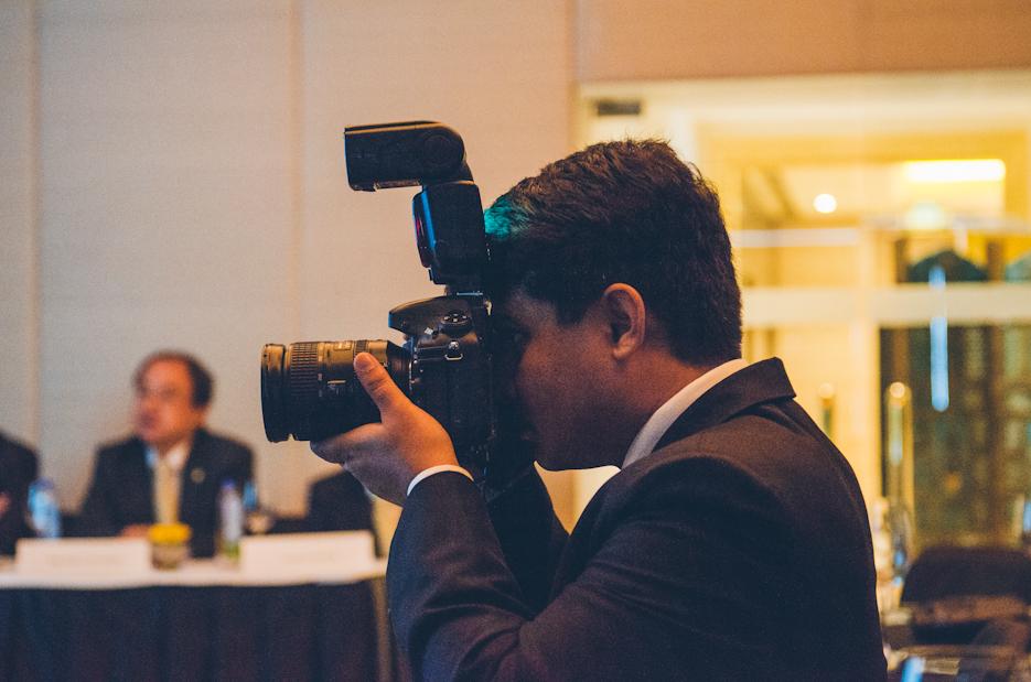 Nikon Sports Optics India Launch, Binoculars, New Delhi. Event Photography by professional Indian lifestyle photographer Naina Redhu of Naina.co